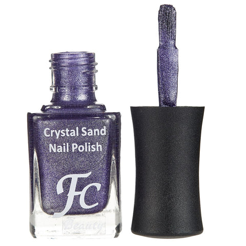 FC Beauty Crystal Sand 21 Nail Polish