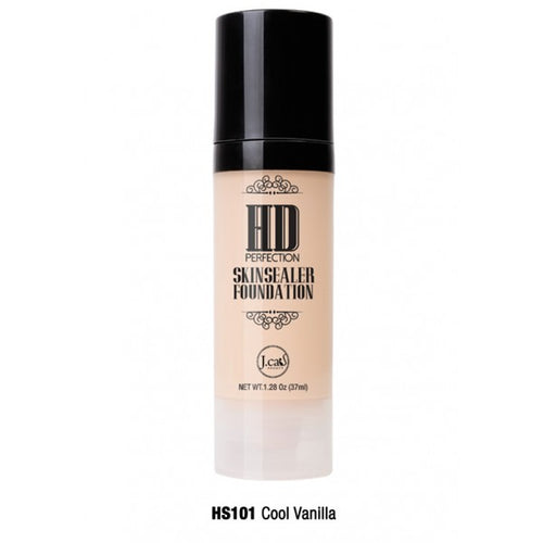 JCAT BEAUTY HD PERFECTION SKINSEALER FOUNDATION - Jawaherat