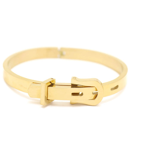 18Kt Gold Plated 1 Pieces Women's Bangle Delicate Fashion Jewelries