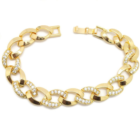 WOMEN CUBIC FASHION BRACELET - Jawaherat