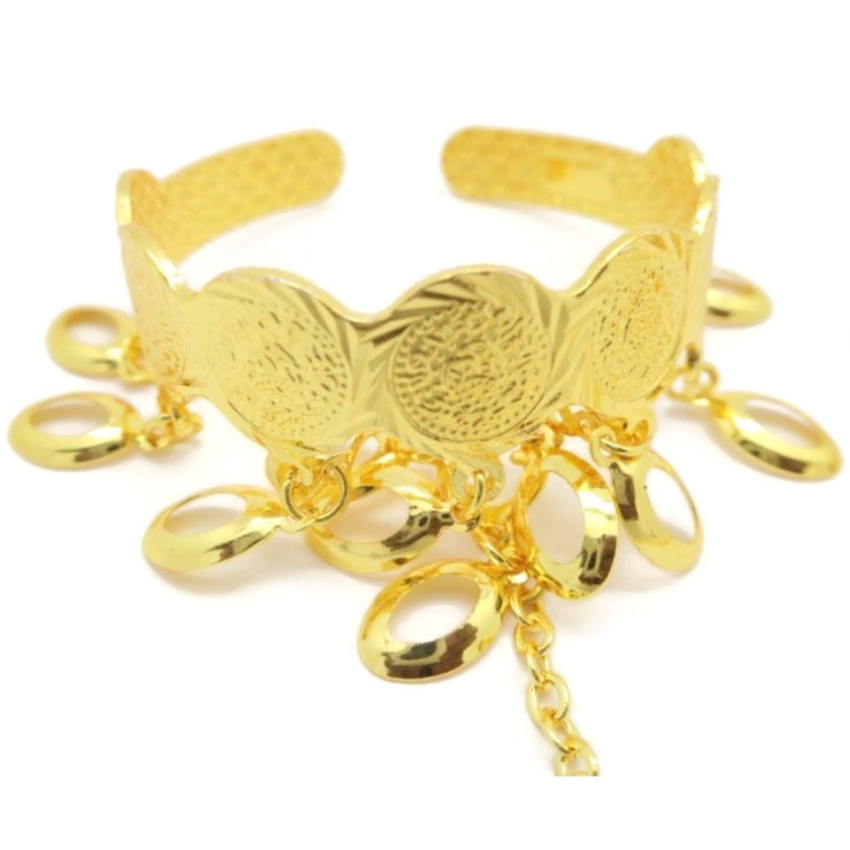 BABY FASHION BRACELET WITH RING - Jawaherat