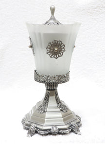 Arabic Charcoal Bakhoor Oud Incense Burner - Jawaherat