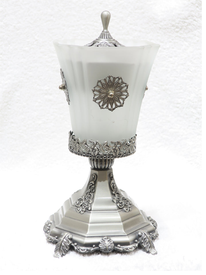 Arabic Antique Style Charcoal Incense Burner - Jawaherat
