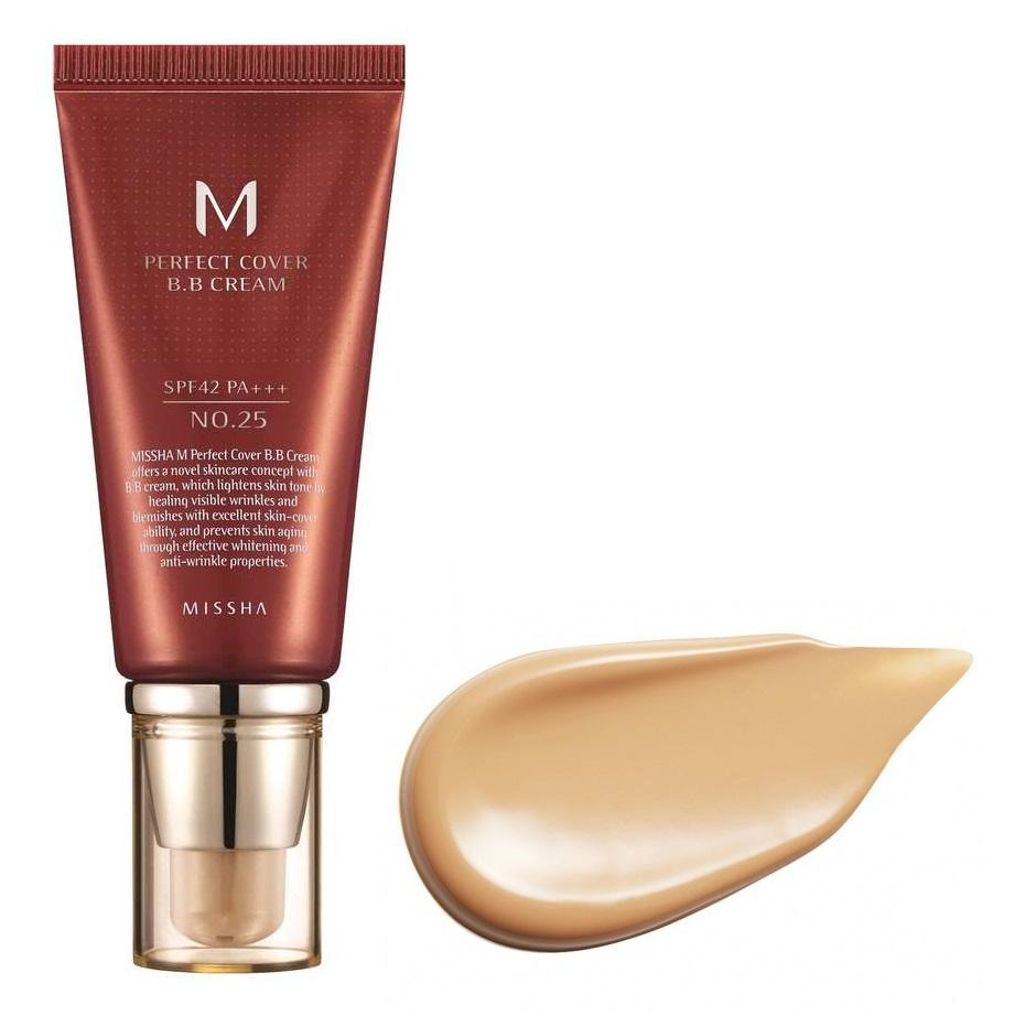 MISSHA M PERFECT COVER BB CREAM SPF 42/PA+++ 50 ML