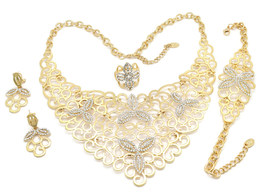 18k Darling Jewelry Sets Women