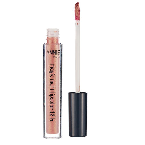 Annie Paris Magic Matt Lipstick 12 Hr, 07 - 5 ml - Jawaherat