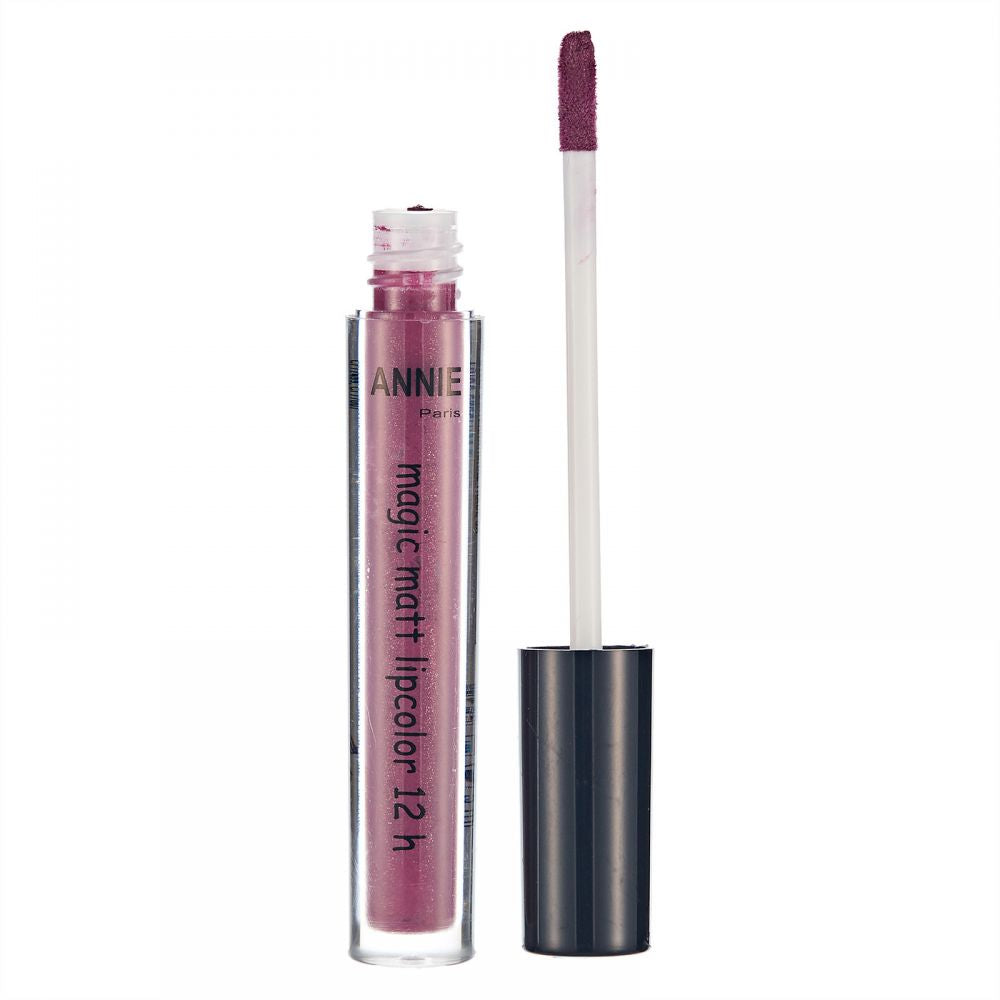 Annie Paris Magic Matt Lipstick 12 Hr, 09 - 5 ml - Jawaherat