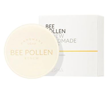 BEE POLLEN RENEW HANDMADE SOAP