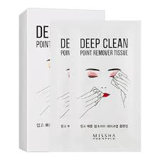 THE STYLE DEEP CLEAN POINT REMOVER TISSUE