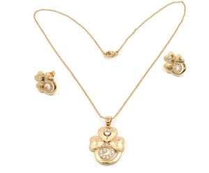 18kt Premium Series Jewelry set for women