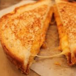 Fairly Grilled Cheese