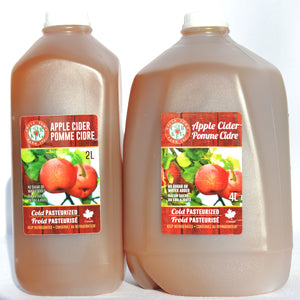 Fresh Apple Cider