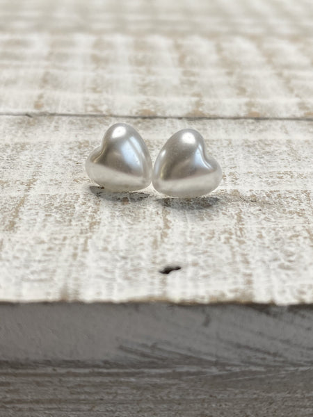 Fashion Heart Studs