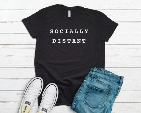 Socially Distant Tee Shirt