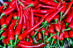 Chillies Long Red - 200g