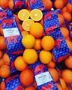 Oranges Spanish navel 2kg net