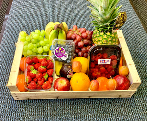 The Greengrocers Fruit and berry box