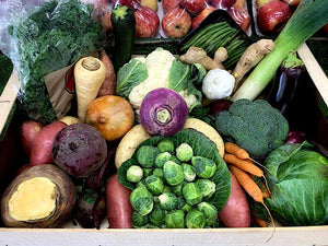The Greengrocers Winter Veg Box