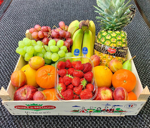 The Greengrocers Fruit Box