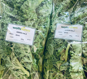 kale curly  - 250g