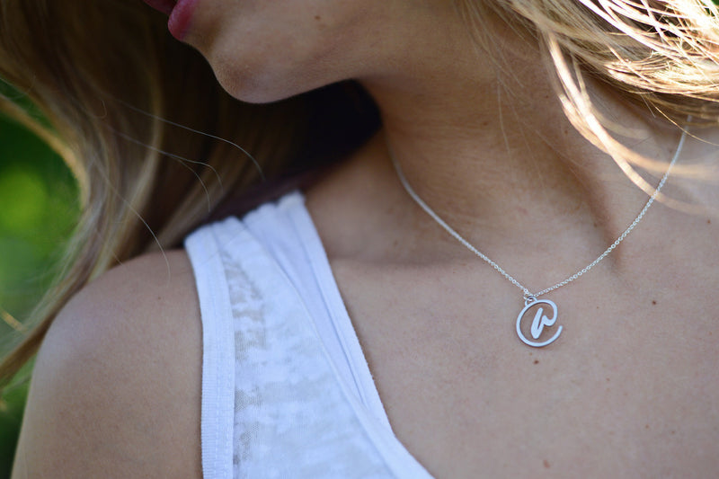@ symbol necklace