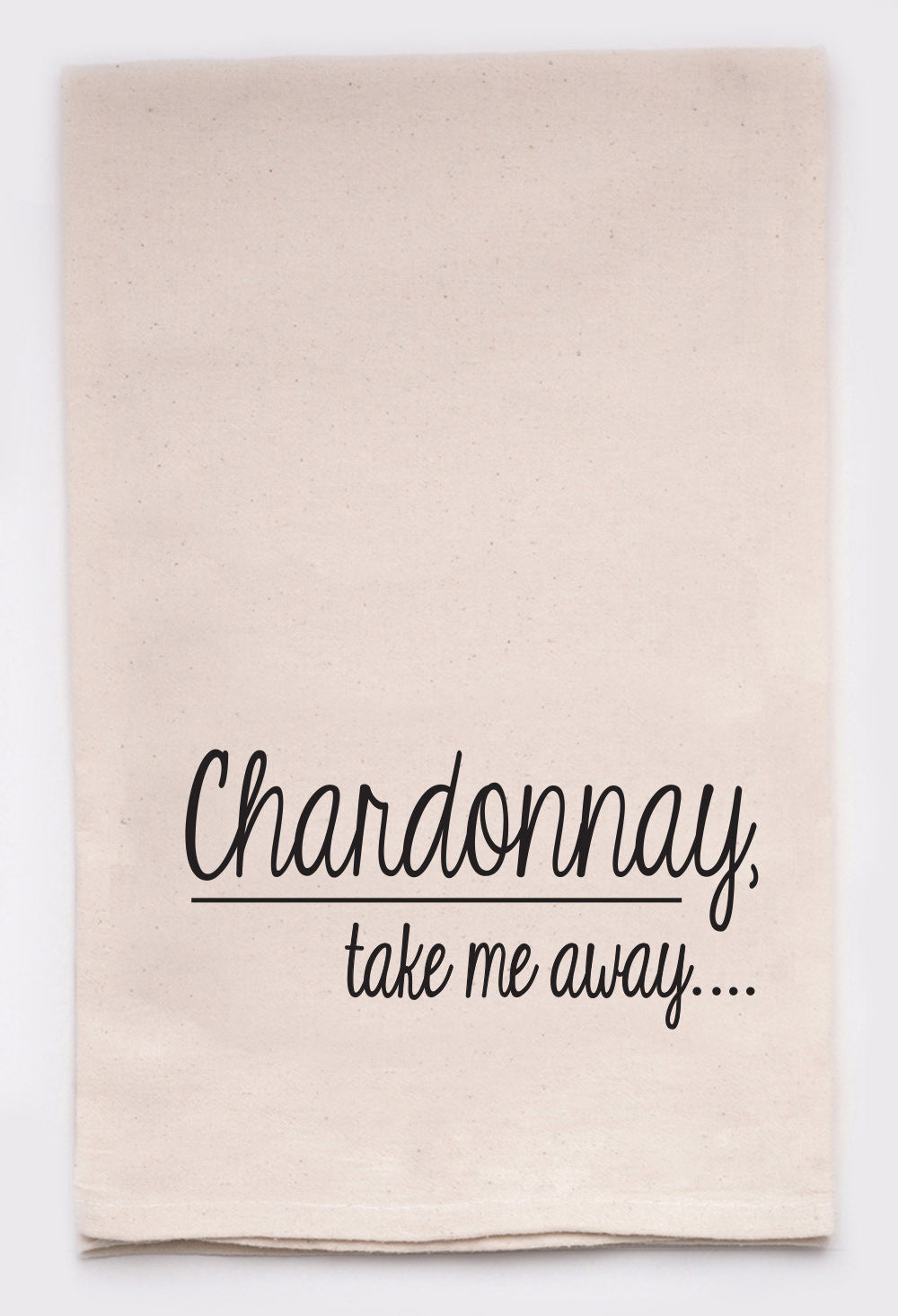 chardonnay, take me away....