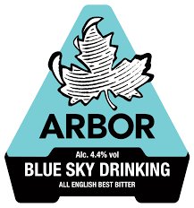 Blue Sky Drinking - Arbor Ales - 4 pint Container - 4.4% ABV