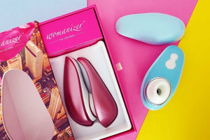 The Womanizer; The Difference Between the Liberty, Classic and Premium