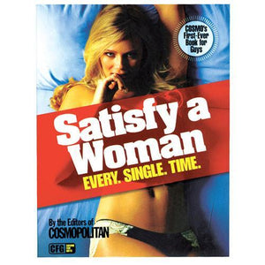 Cosmo's Satisfy Women Every Time Intimates Adult Boutique Books and Games