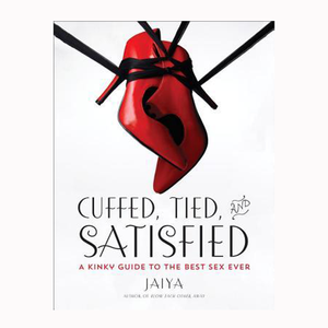 Cuffed,Tied, and Satisfied Entrenue Books and Games