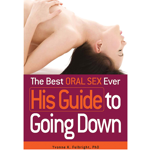His Guide to Going Down Book