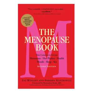 Menopause Book Workman Publishing Books and Games