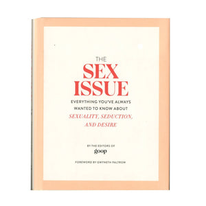 The Sex Issue Hachette Book Group Books and Games