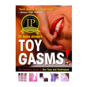 Toygasms Guide to Sex Toys Intimates Adult Boutique Books and Games