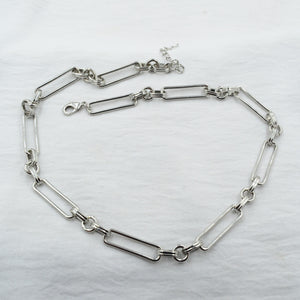 Multi-linked Chunky Choker