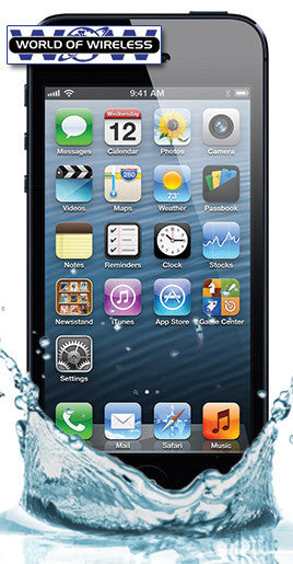 iPhone 5s Water Damage Repair Service