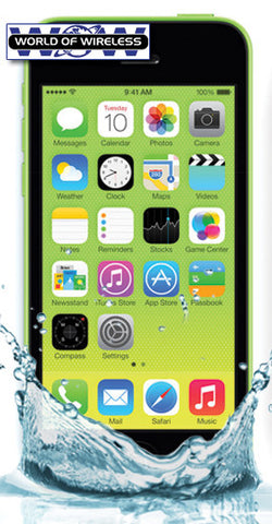 iPhone 5c Water Damage Repair Service