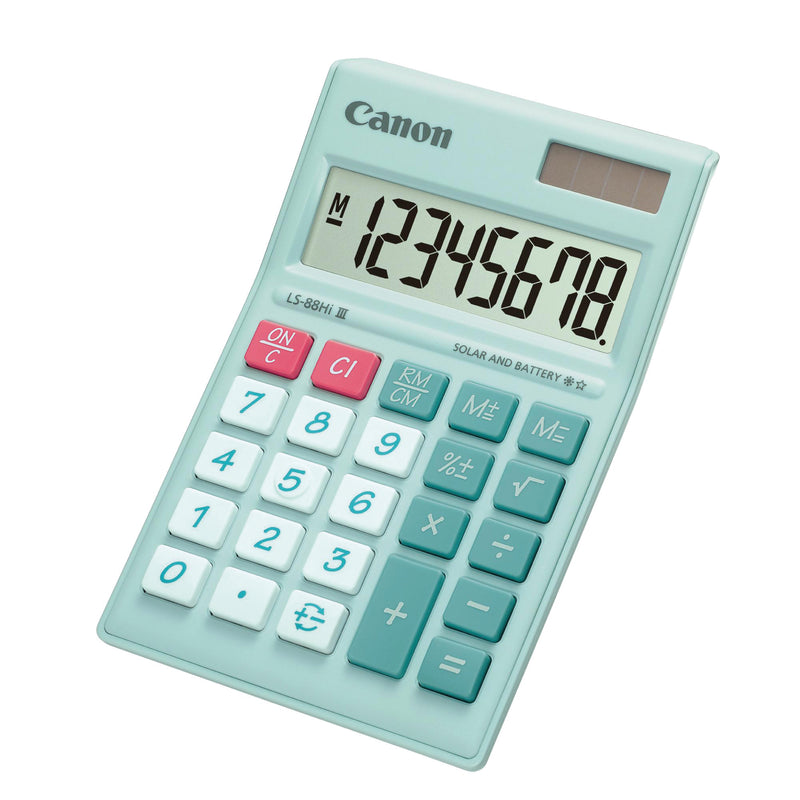 Canon LS-88HI 8 Digits Portable Calculator