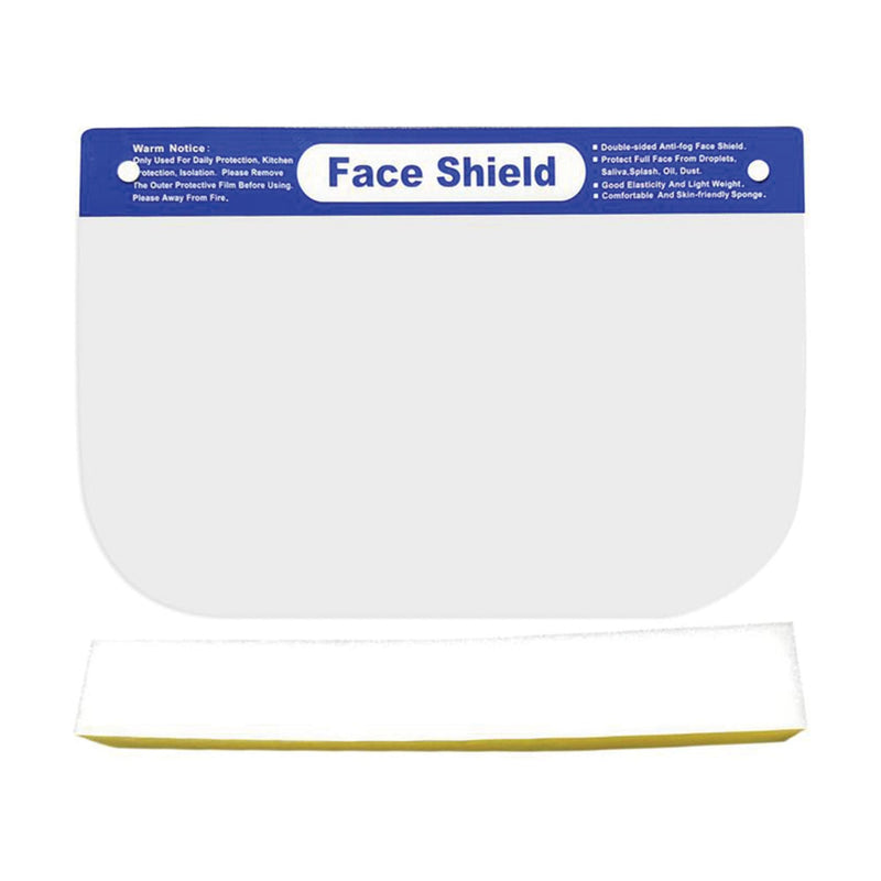 Disposable Face Shield 33x22CM