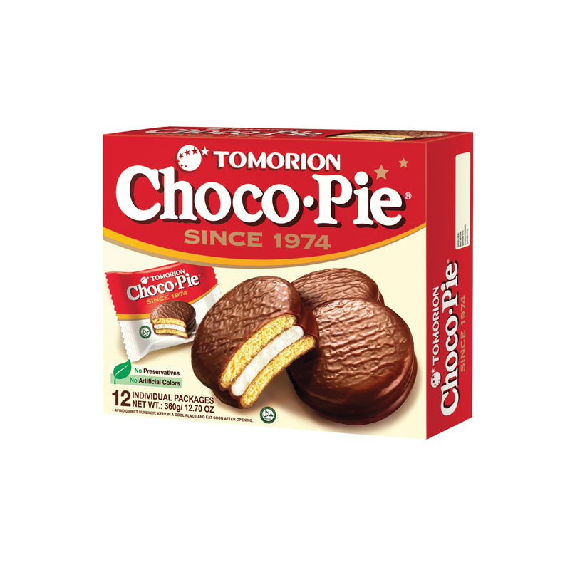 Tomorion Choco Pie 30g - Pack of 12