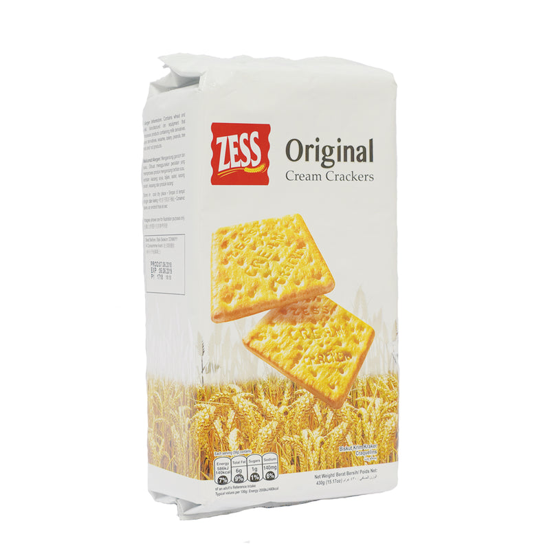 Zess Original Cream Cracker 430g