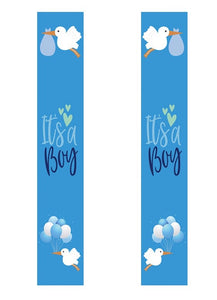 6 ft Baby Announcement Stork Sign Rental in Michigan. 7 Day rental. Plus Banner Set! Price includes delivery charge. See details