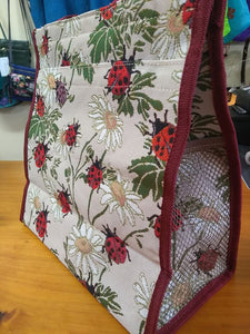 Tapestry Shopper Bag - Westie