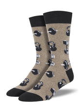 Load image into Gallery viewer, Do You Even Lift Bro? - Men's Crew Socks by Socksmith (2 colours)