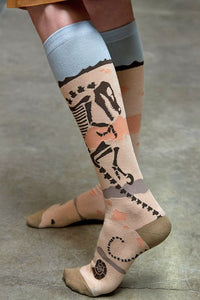 Paleo Party - Knee Highs by Sock it to Me