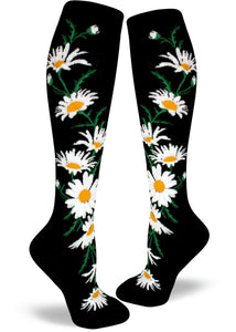 Crazy for Daisies - Knee Highs by Modsocks