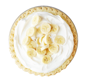 Local Apple Banana Cream Pie