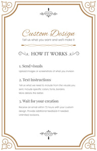 Create your own custom card