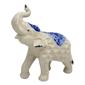 DECORATIUNE ELEFANT CERAMICA - decoratiuni