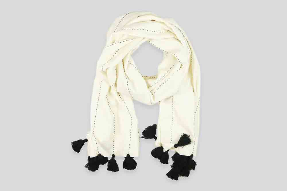 Anchal Project Didi Tassel Scarf